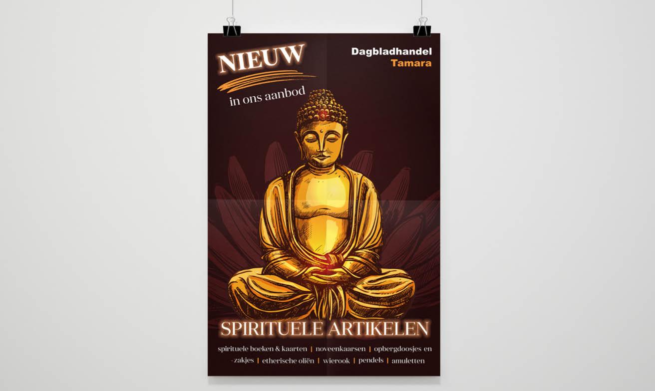 spirituele-poster-design